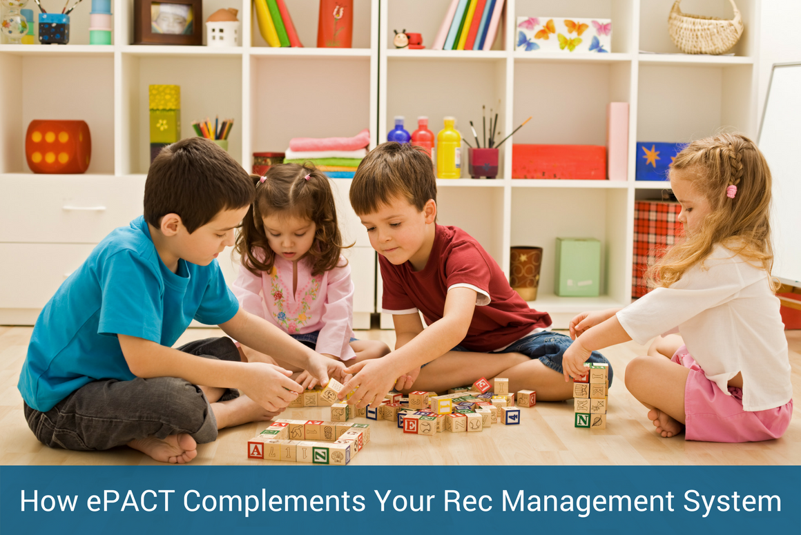 How ePACT Complements Your Recreation Management System