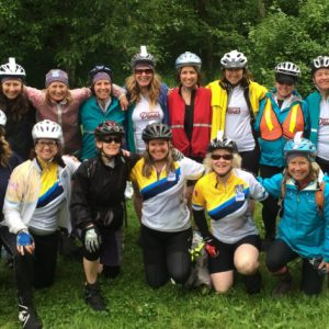 'Why I Ride' from our Co-Founder, Kirsten