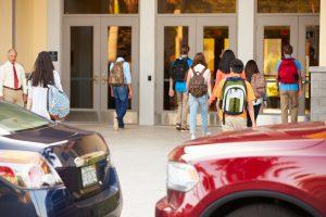 student release school