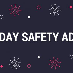 Holiday Safety Advice