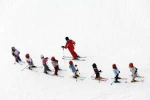 Skiing-Safety