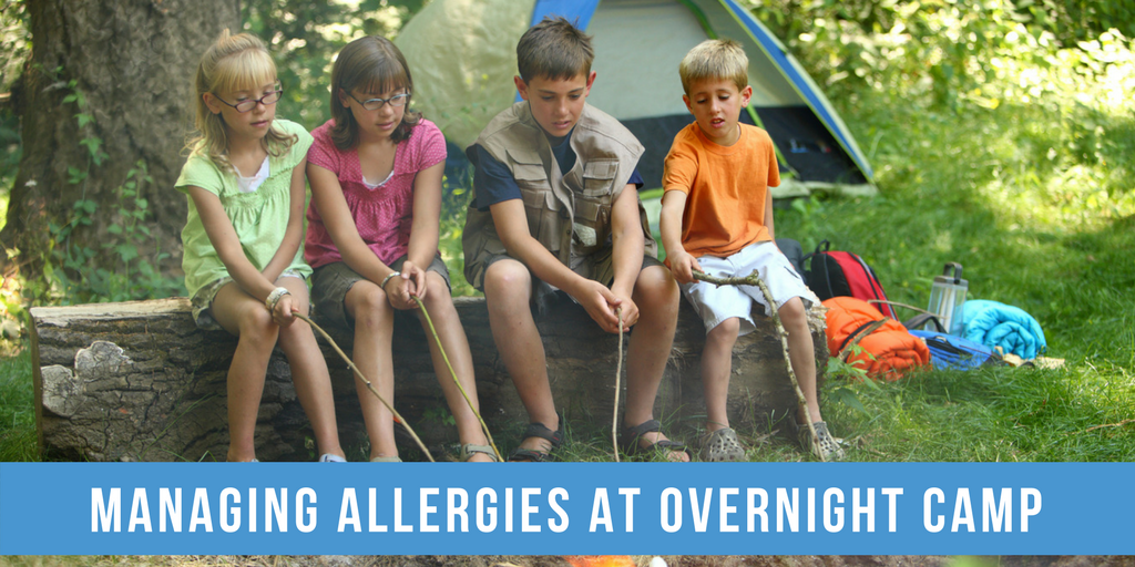 Managing Allergies at Overnight Camp