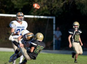 football tackle concussion