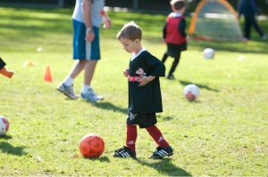 kids sports soccer