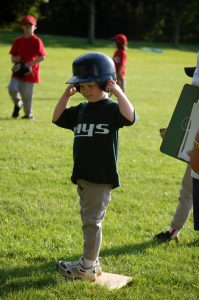 baseball helmet safety concussion