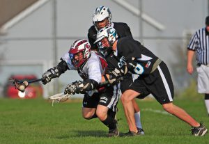 lacrosse helmet safety