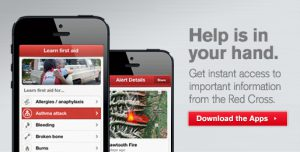 Red Cross Apps