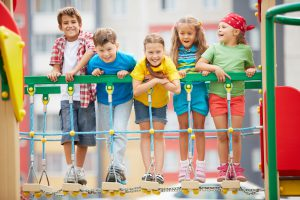 playground safety summer activities
