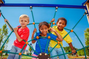 playground safety climbing ropes