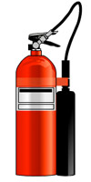 fire extinguisher Carbon-Dioxide