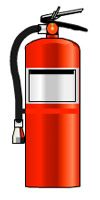 fire extinguisher Clean-Agent