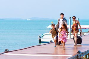 family vacation safety