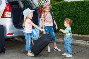 car travel vacation safety