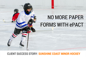 Case Study Sunshine Coast Minor Hockey Association