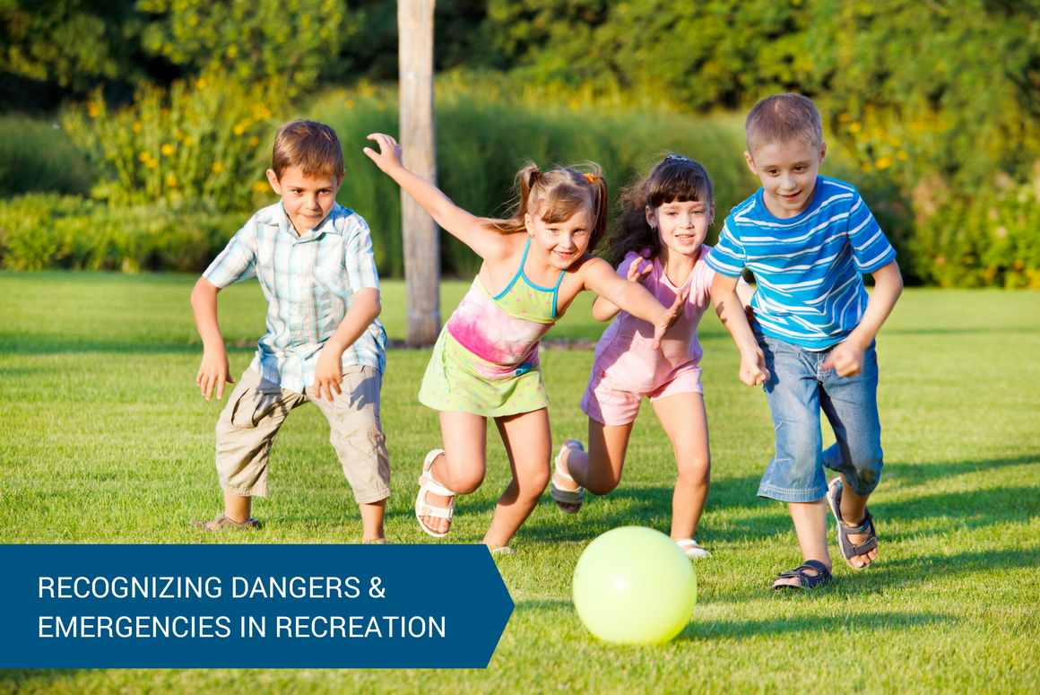 Recognizing Dangers and Emergencies in Recreation