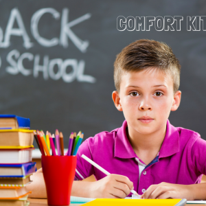 Back to School: Comfort Kits