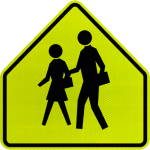 school zone safety signs