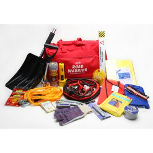 vehicle emergency preparedness car kit
