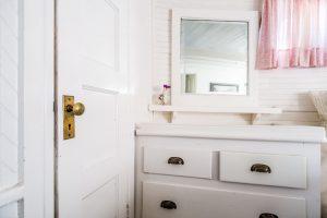 strange places earthquake bathroom