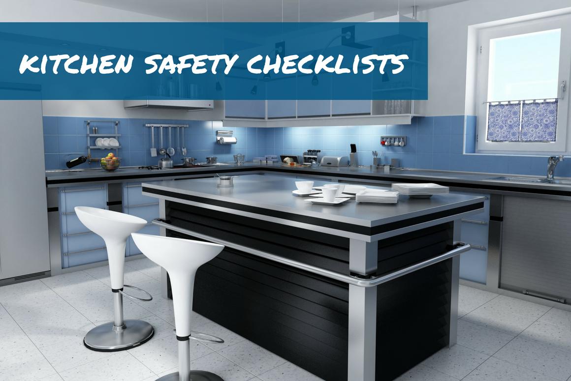 Kitchen Safety Checklists