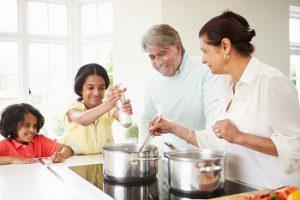 Kitchen Safety Checklists - Children