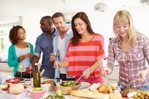 Kitchen Safety Checklists - Holidays