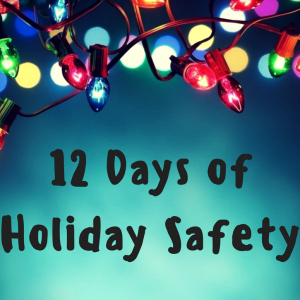 12 Days of Holiday Safety