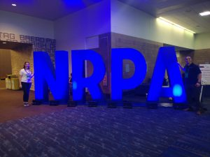 NRPA 2017 Wagner and Michelle