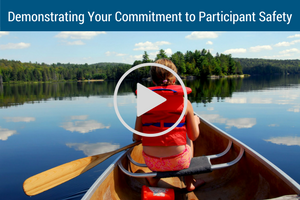 Webinar Demonstrating Your Commitment to Participant Safety