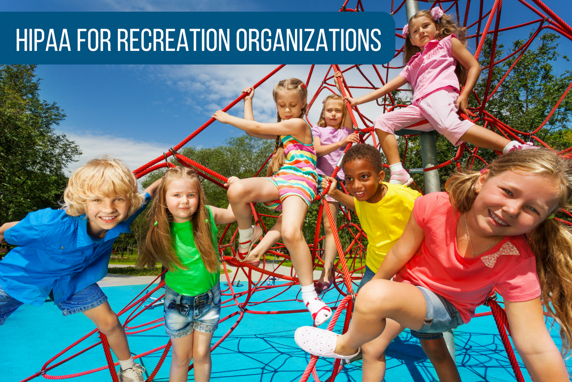 HIPAA for Recreation Organizations