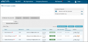 New in ePACT - Group Admin One View