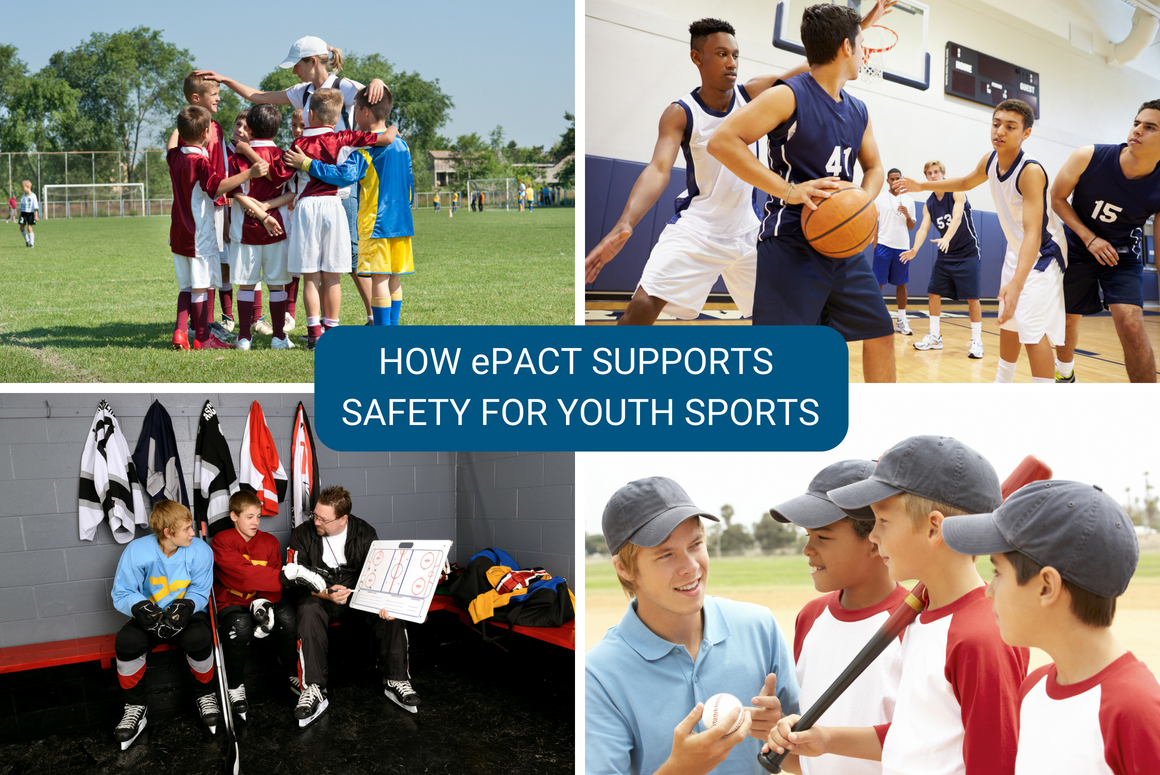How ePACT Supports Safety For Youth Sports