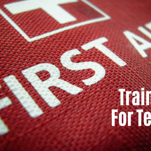 First Aid Training for Teens