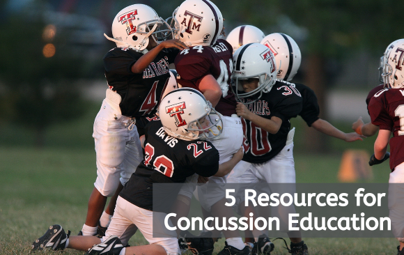 5 Resources for Concussion Education