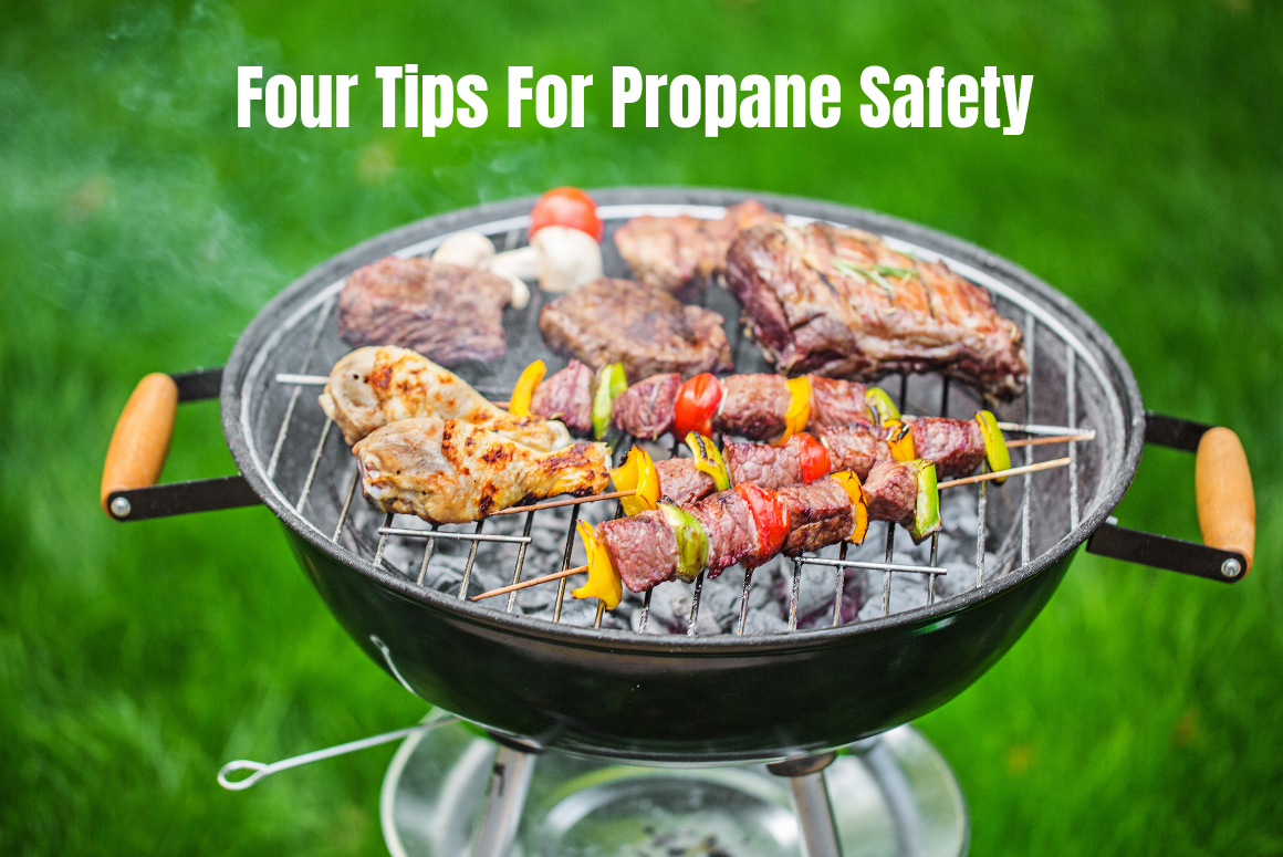 4 Tips for Propane Safety