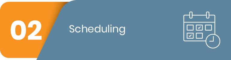 afterschool program management scheduling