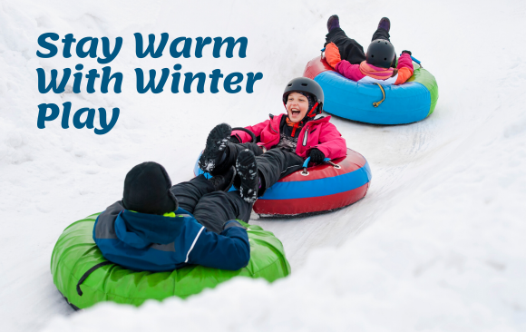 Stay Warm With Winter Play