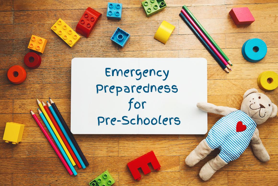 Emergency Preparedness for Preschoolers