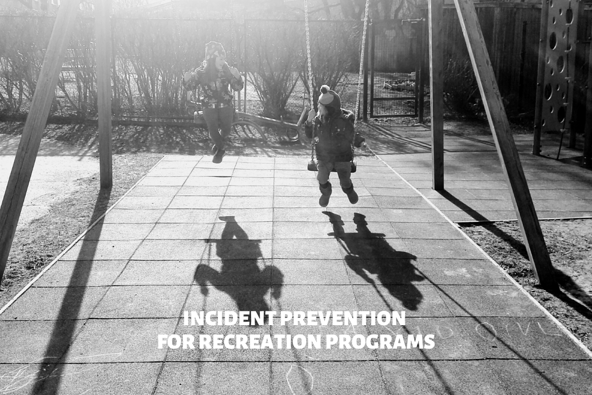 Incident Prevention for Recreation Programs