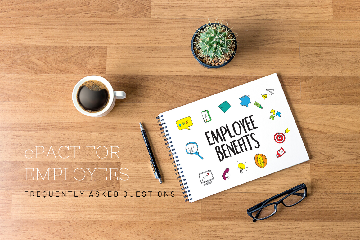 ePACT for Employees – Frequently Asked Questions